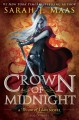 Go to record Crown of midnight : a throne of glass novel