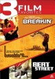 Go to record 3 film favorites : Breakin' ; Breakin' 2 : electric boogal...