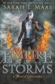 Go to record Empire of storms : a throne of glass novel