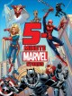 Go to record 5-minute Marvel stories.