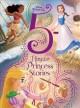 Go to record Disney princess 5-minute princess stories.