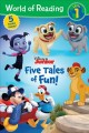 Go to record Disney Junior : Five tales of fun!
